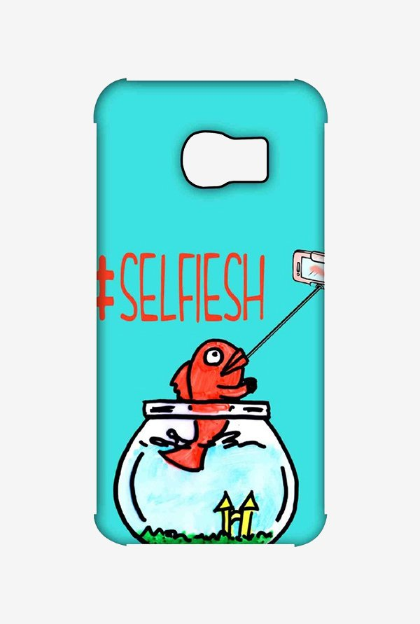 Kritzels Selfiesh Case for Samsung S6 Edge