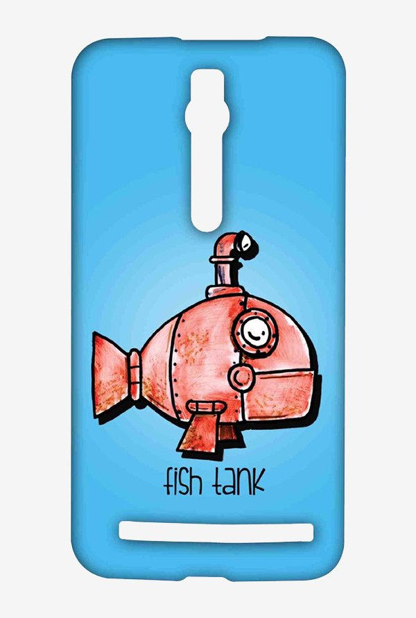 Kritzels Fish Tank Case for Asus Zenfone 2