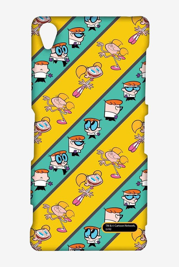 Dexter & Dee Dee See Stripes Case for Sony Xperia Z3