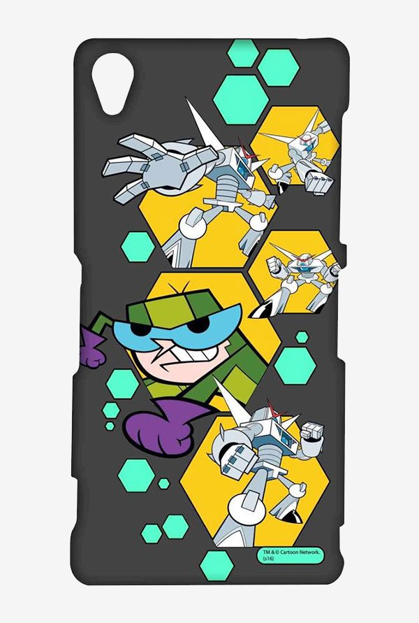 Dexter Robot Wars Case for Sony Xperia Z3