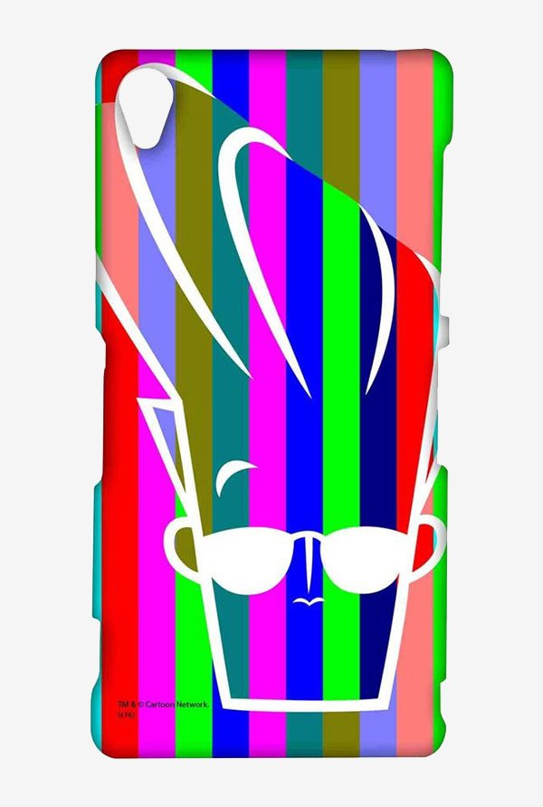 Rainbow Johnny Bravo Case for Sony Xperia Z3