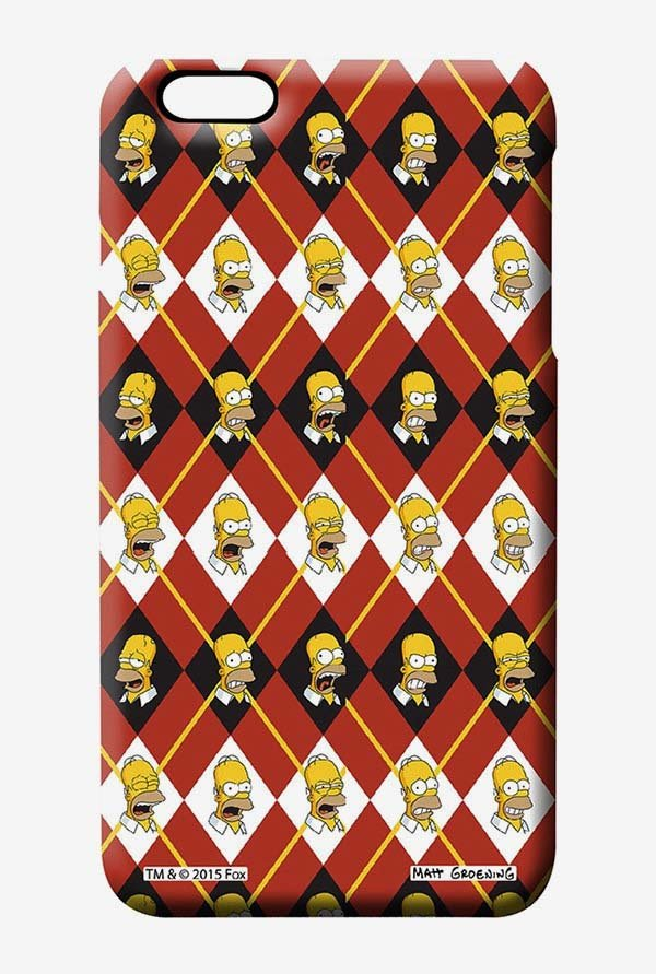 Simpsons Homer Moods Case for iPhone 6s Plus