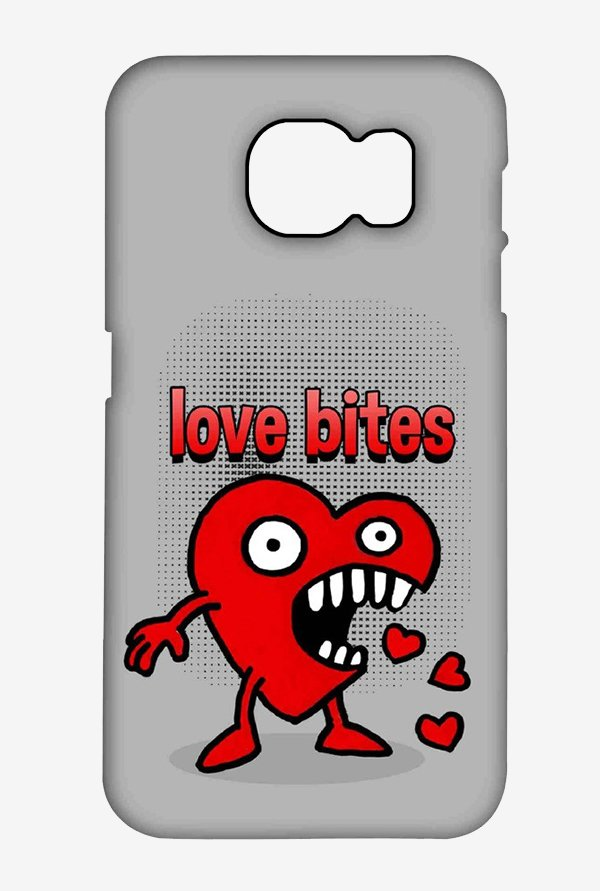 Kritzels Love Bites Case for Samsung S6 Edge Plus