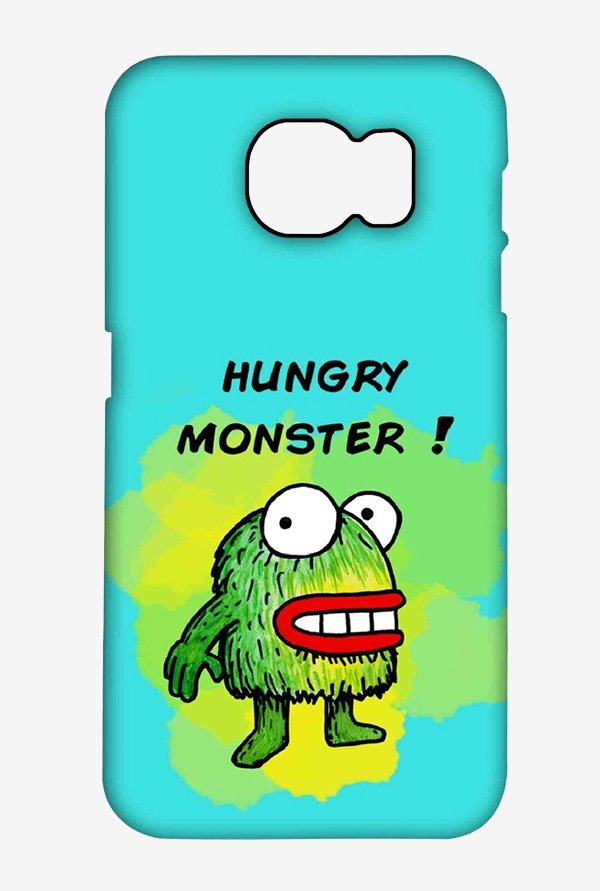Kritzels Hungry Monster Case for Samsung S6 Edge Plus