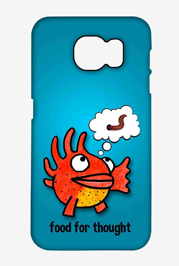 Kritzels Food For Thought Case for Samsung S6 Edge Plus