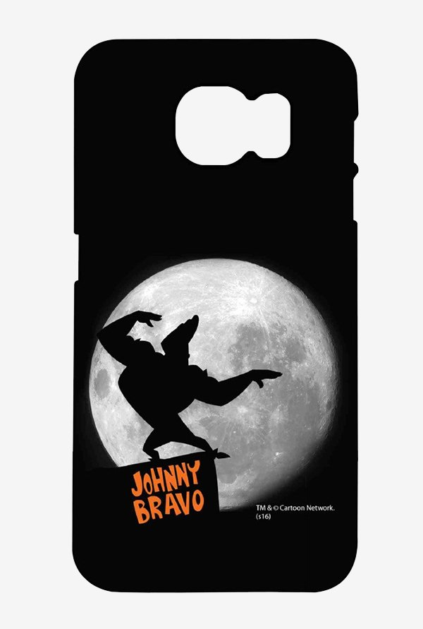 Johnny Bravo On The Moon Case for Samsung S6