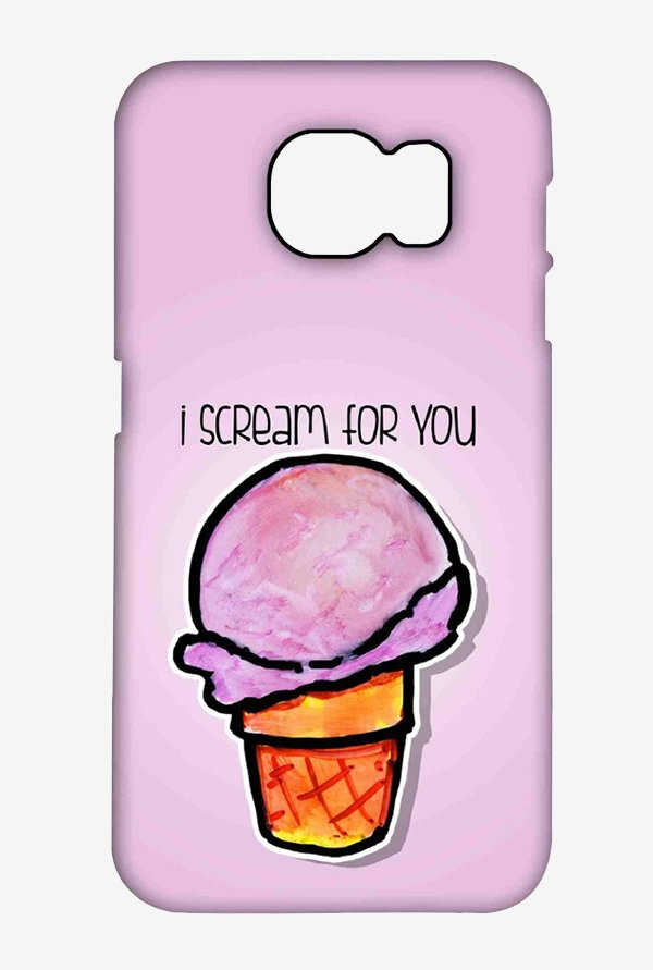 Kritzels I Scream For You Case for Samsung S6