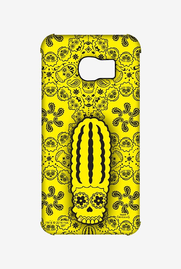 Simpsons Celtic Marge Case for Samsung S6 Edge