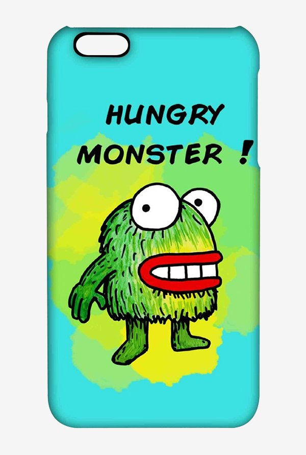 Kritzels Hungry Monster Case for iPhone 6s Plus