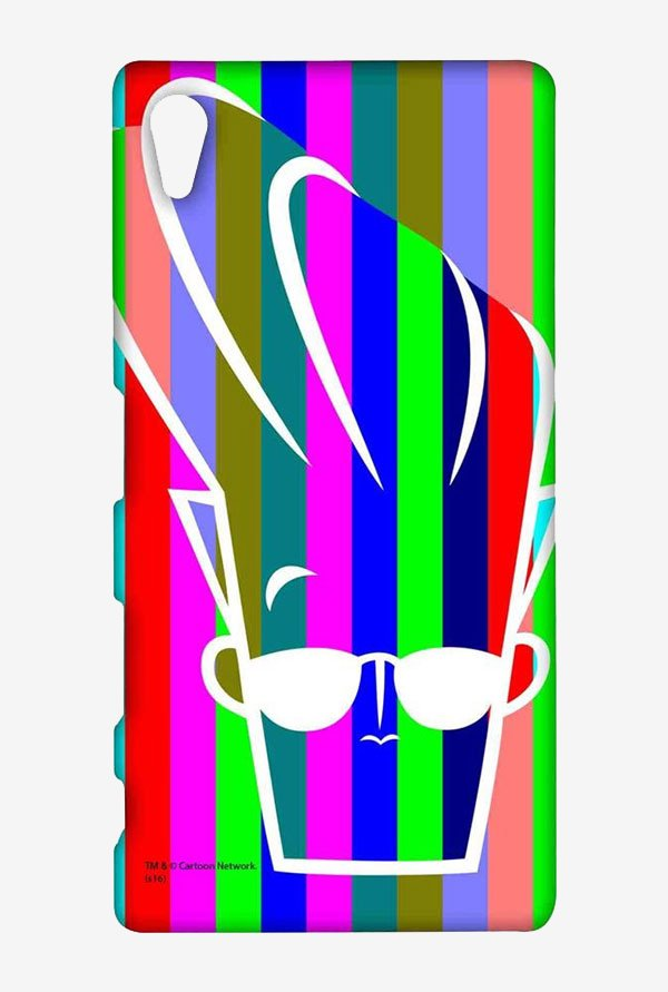 Rainbow Johnny Bravo Case for Sony Xperia Z5