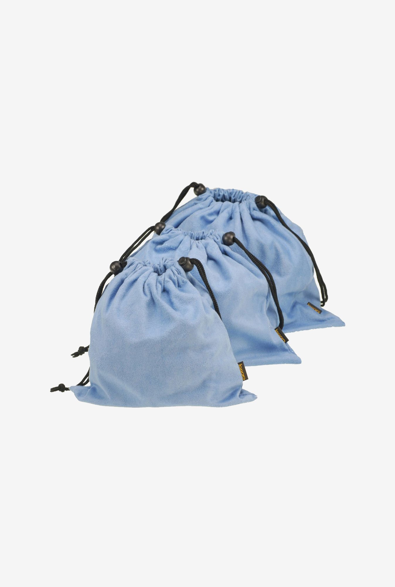 "Giottos CL3626 9.8x7.9"" Pouch (Light Blue)"