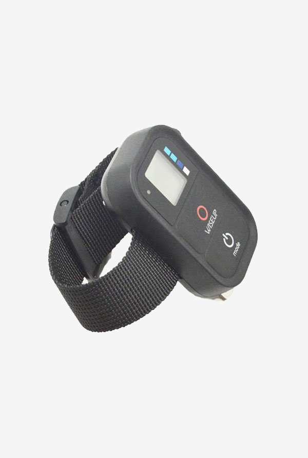 Wiseup GP95-2 Adjustable Nylon Wrist Strap Belt (Black)