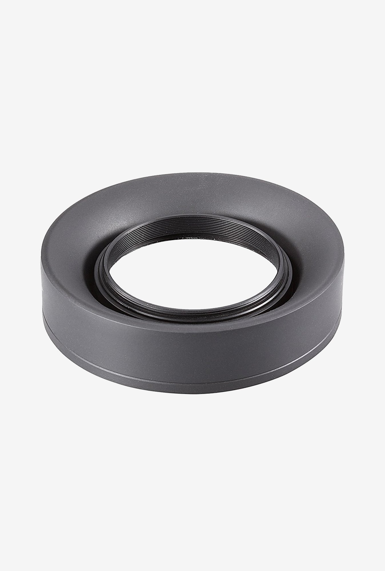 Neewer 10080197 62mm Collapsible Rubber Lens Hood (Black)