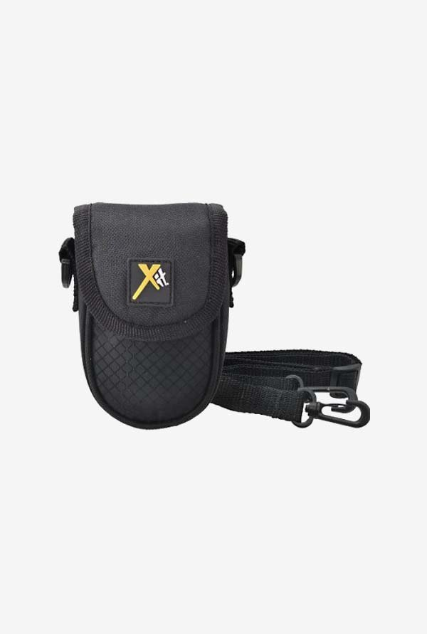 Xit XTPSC1 Deluxe Point and Shoot Camera Case (Black)