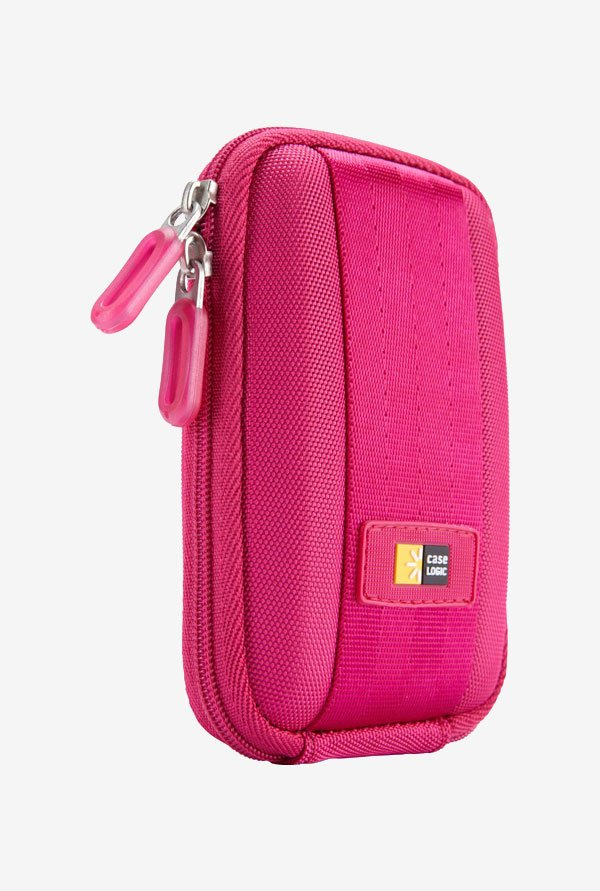 Case Logic QBP-301 Point And Shoot Camera Case (Pink)