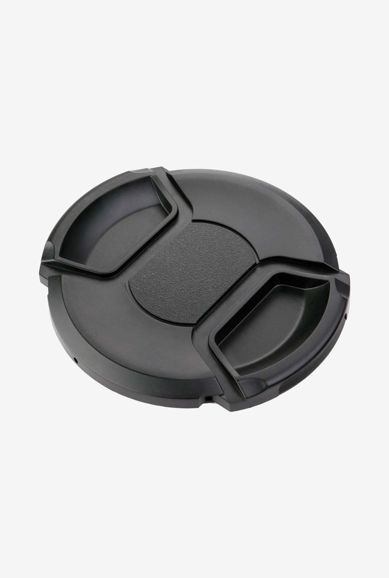 Sensei LC82 82mm Centre Pinch Snap-On Lens Cap (Black)
