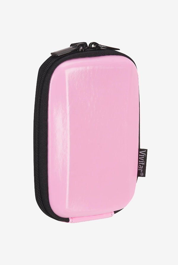 Vivitar VIV-HGC-2-pnk High-Gloss Series Camera Case (Pink)