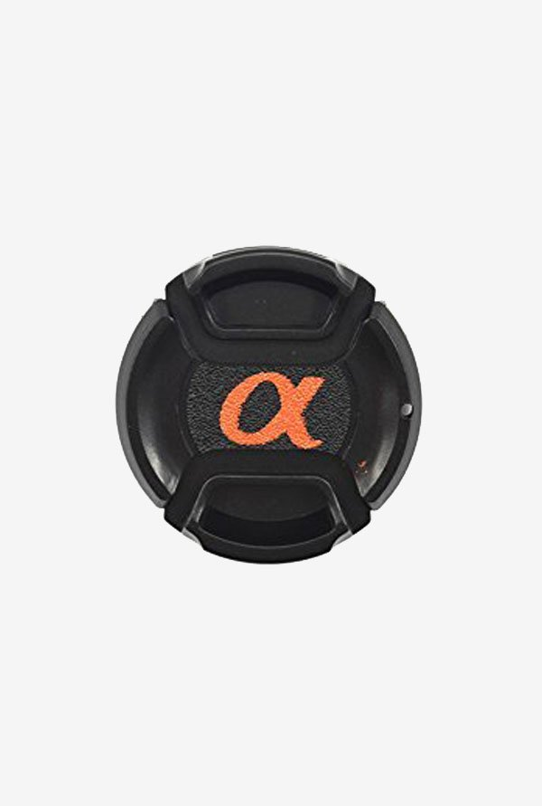 Play X Store 49 mm Inner-Pinch Lens Cap (Black)