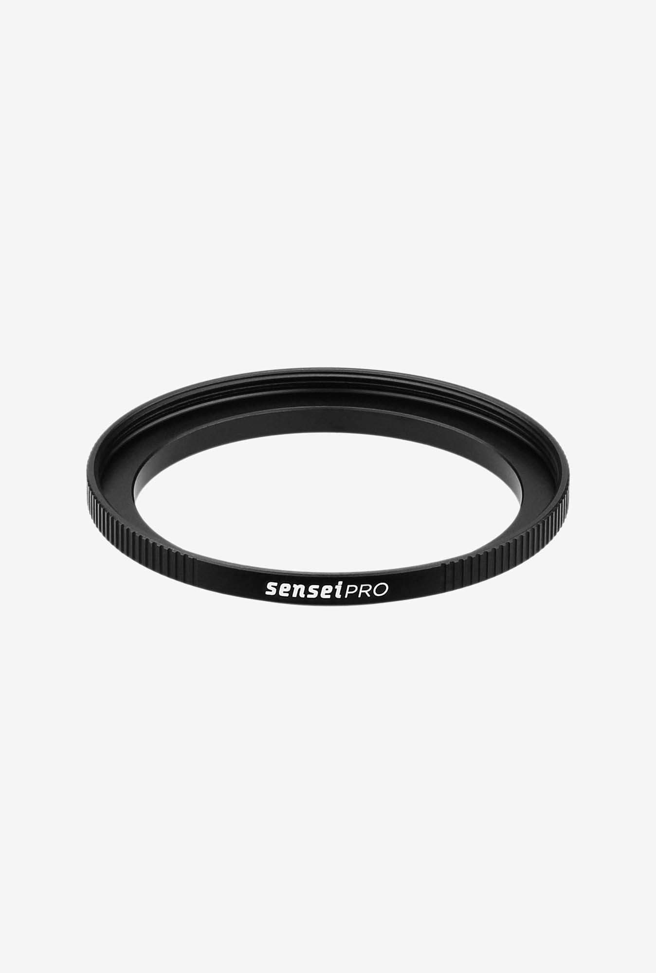 Sensie Pro SURPA4955 49-55mm Aluminium Step-Up Ring (Black)