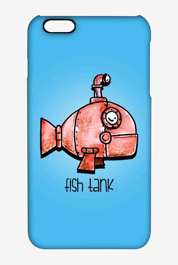 Kritzels Fish Tank Case for iPhone 6s Plus