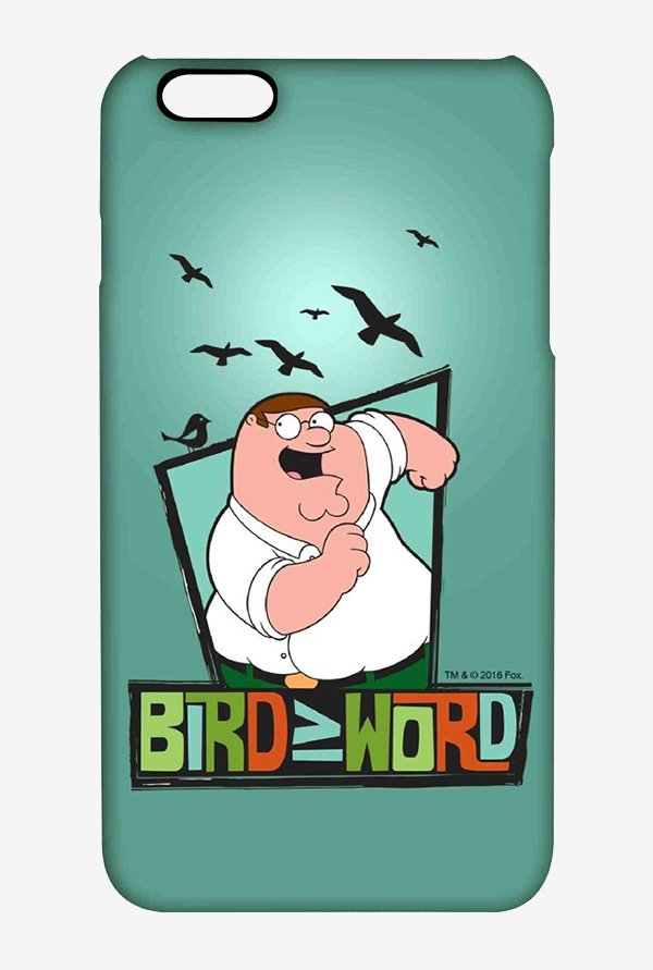 Family Guy Bird Word Case for iPhone 6s Plus