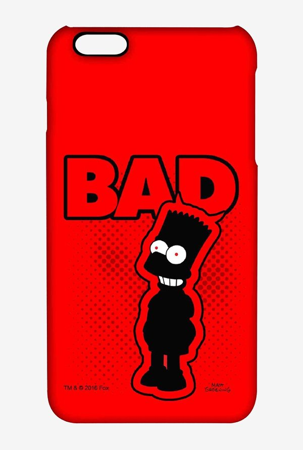 Simpsons Bad Case for iPhone 6s Plus