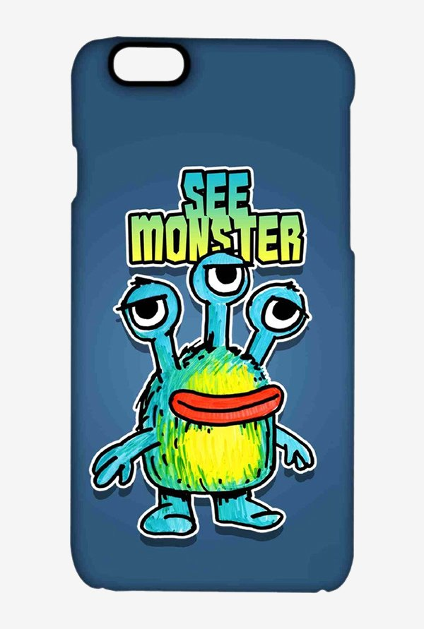 Kritzels See Monster Case for iPhone 6s