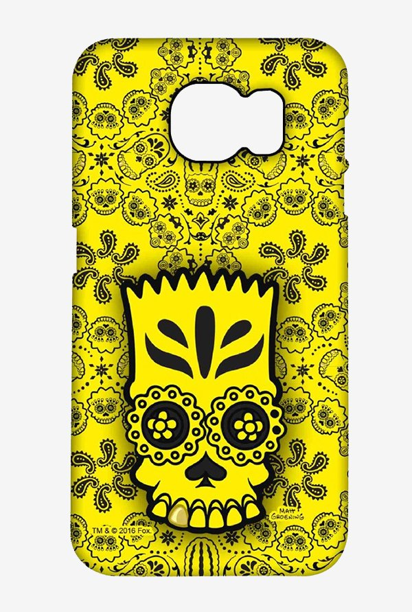 Simpsons Celtic Bart Case for Samsung Note 5