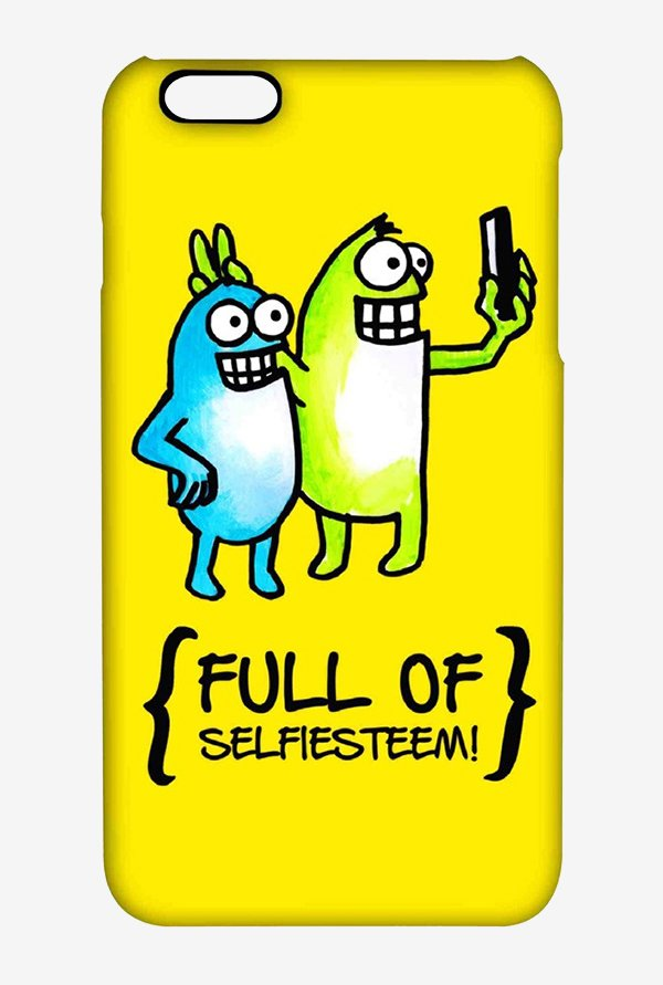 Kritzels Selfiesteem Case for iPhone 6s Plus