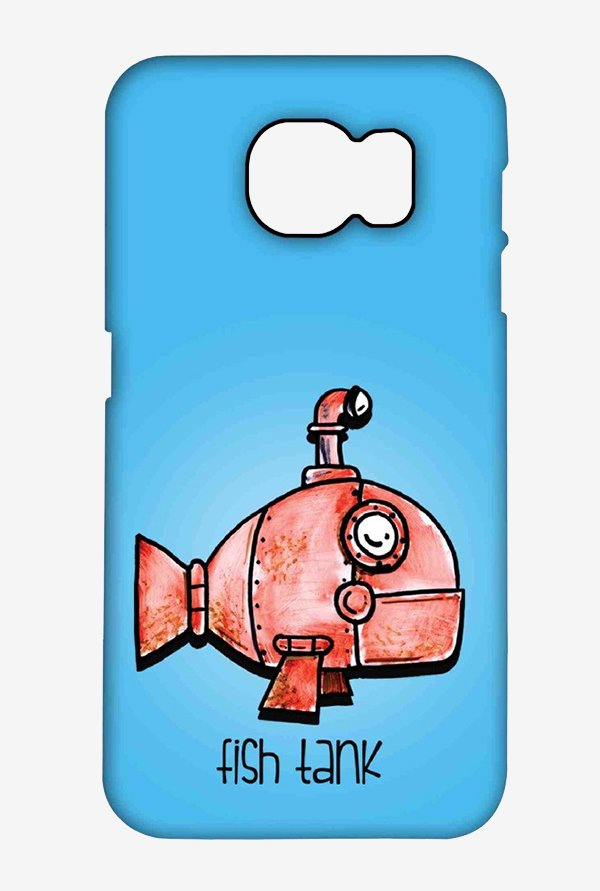 Kritzels Fish Tank Case for Samsung S6