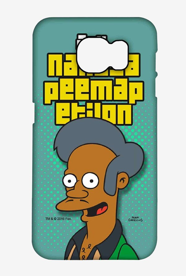 Simpsons Apu Case for Samsung S6