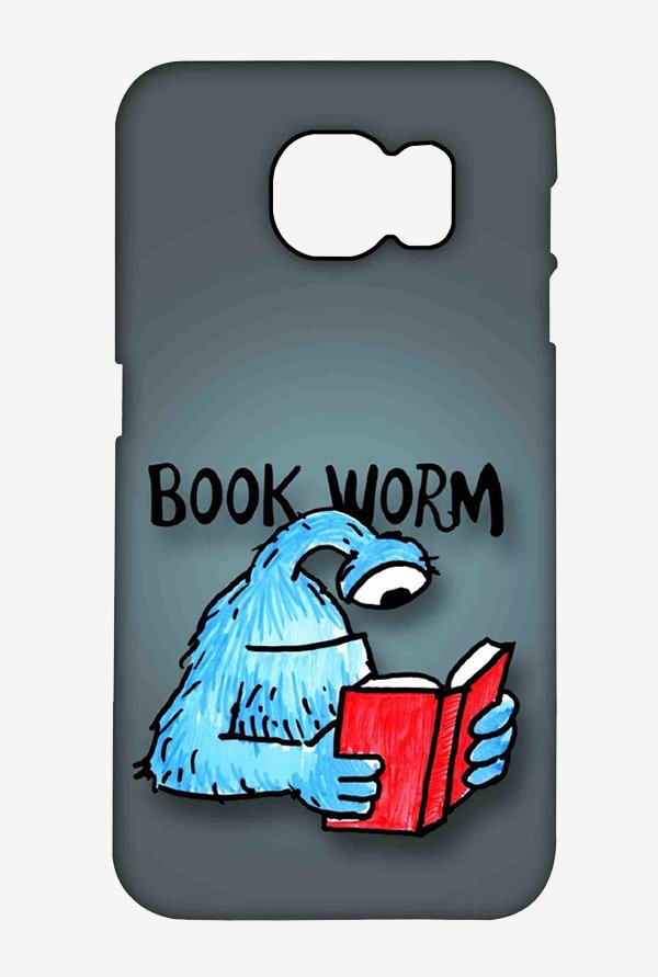 Kritzels Book Worm Case for Samsung S6