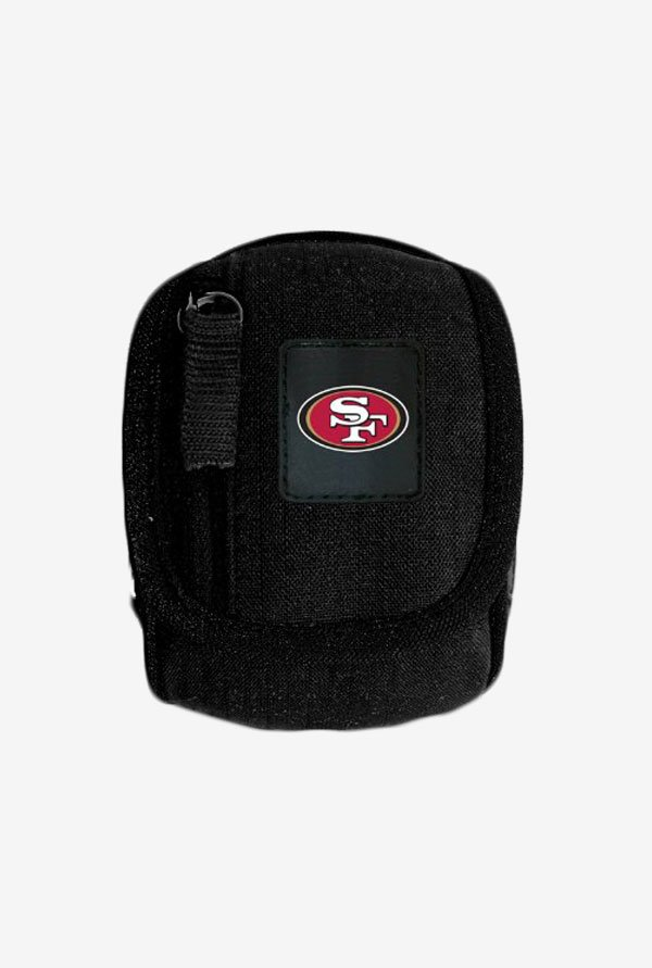 NFL San Francisco 49Ers Compact Camera Case (Black)