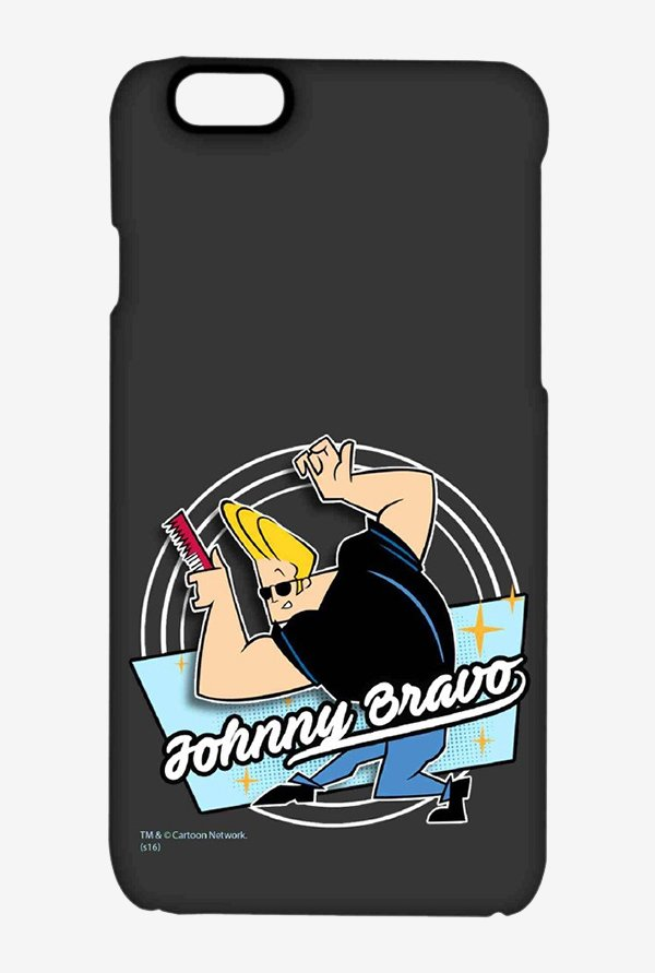 Johnny Bravo Old School Case for iPhone 6s