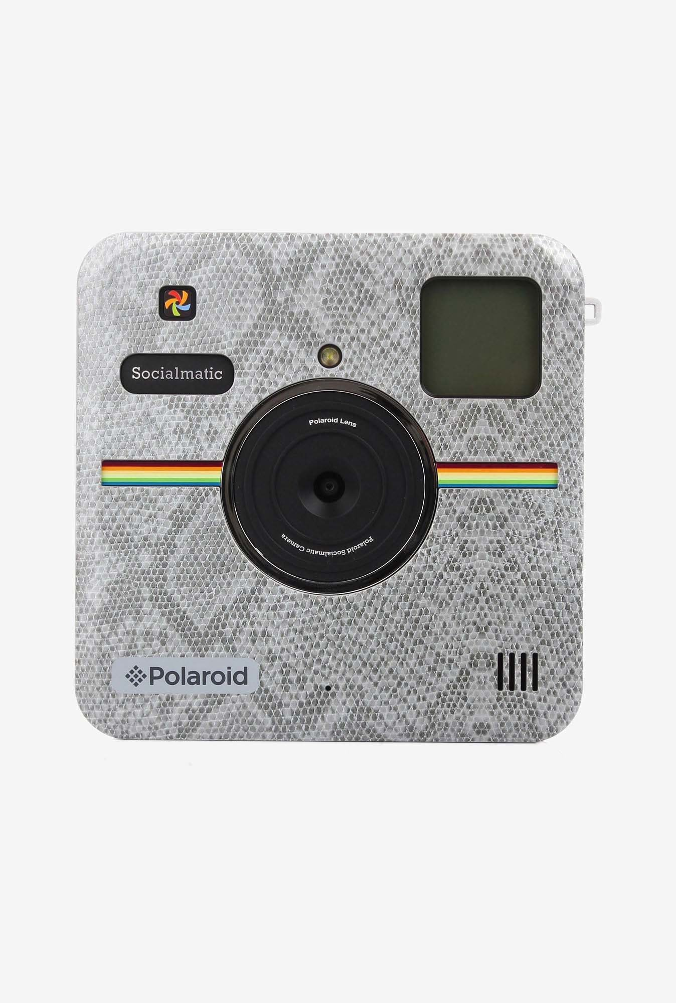Polaroid POLSMFPSS Front Plate (Grey)