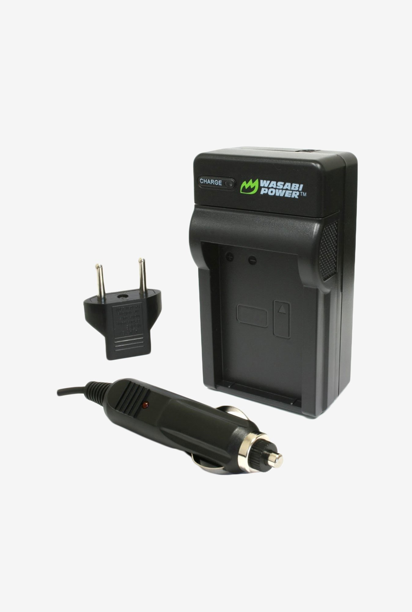 Wasabi Power Battery Charger for Panasonic (Black)
