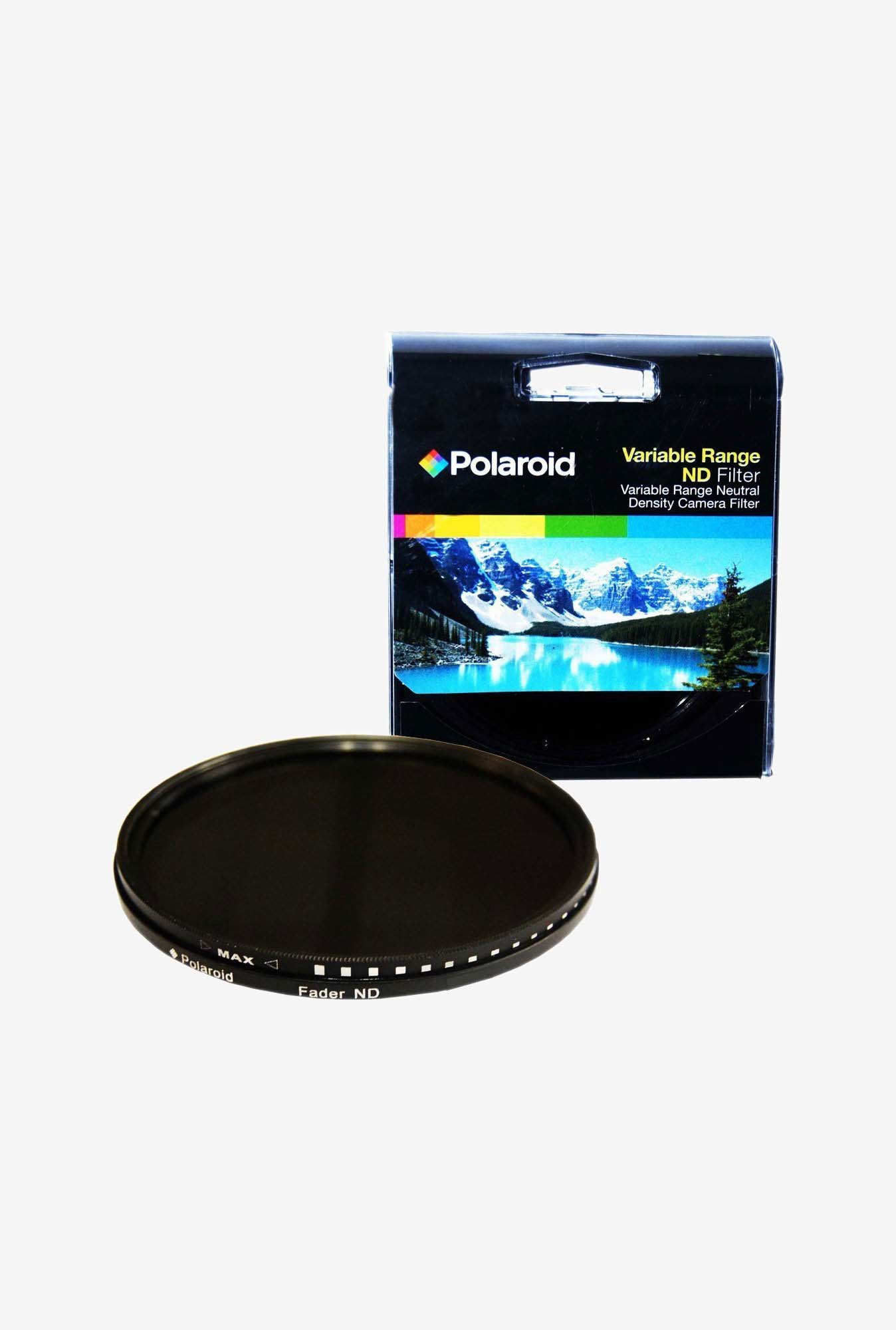 Polaroid PLFILFDND58 Neutral Density filter (Black)