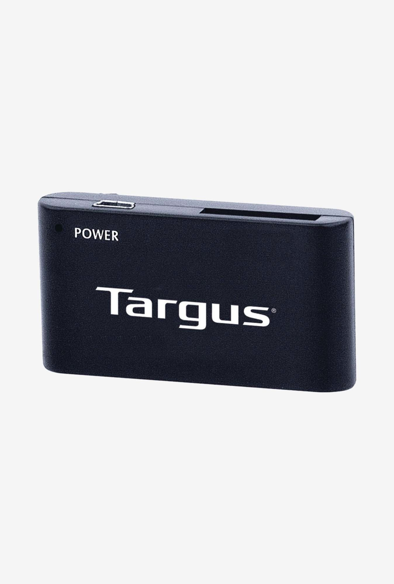 Targus TGR-MSR35 USB 2.0 33 in 1 Card Reader (Black)