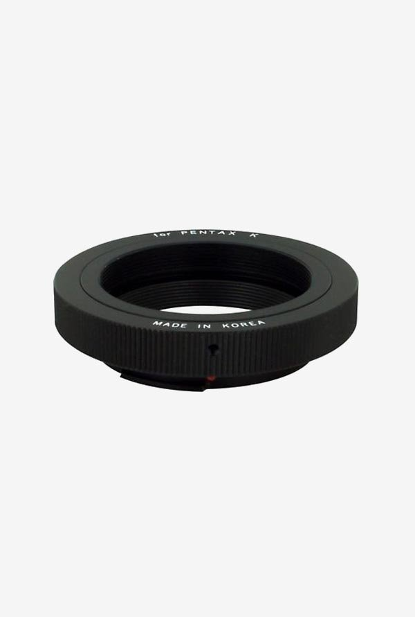 Rokinon T-Mount Adaptor for Pentax K (Black)