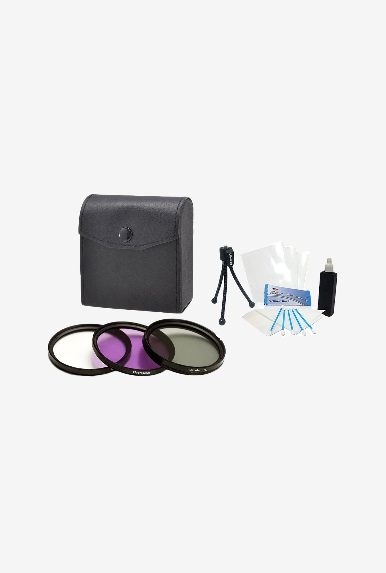 UltraPro 37 mm Filter Kit for Olympus Pen (Black)