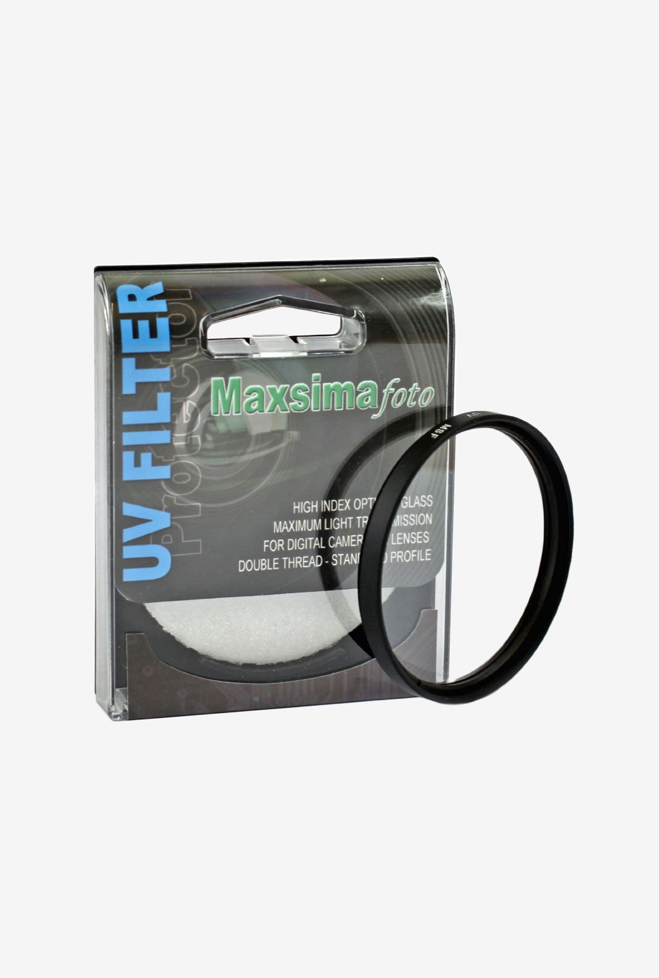 Maxsimafoto 49mm Uv Lens Filter for Pentax 43Mm F1.9