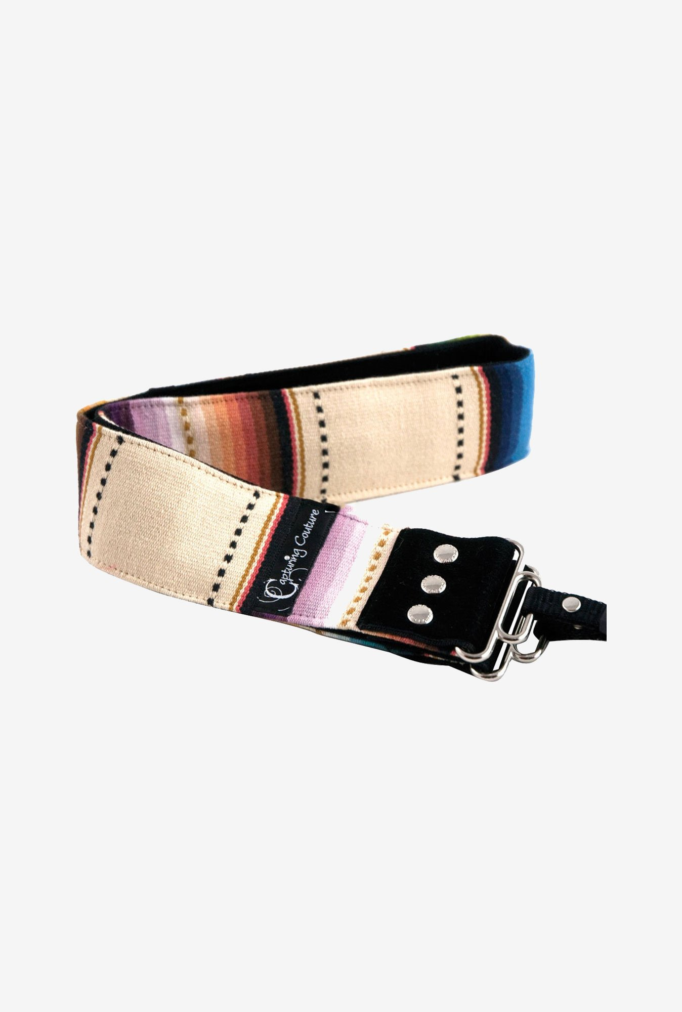 Capturing Couture SLR20-PLHP Navajo Camera Strap (Cream)
