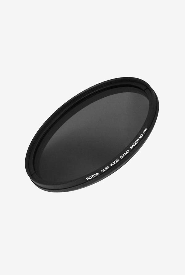Fotga Slim Fader 62mm Variable ND Filter (Black)