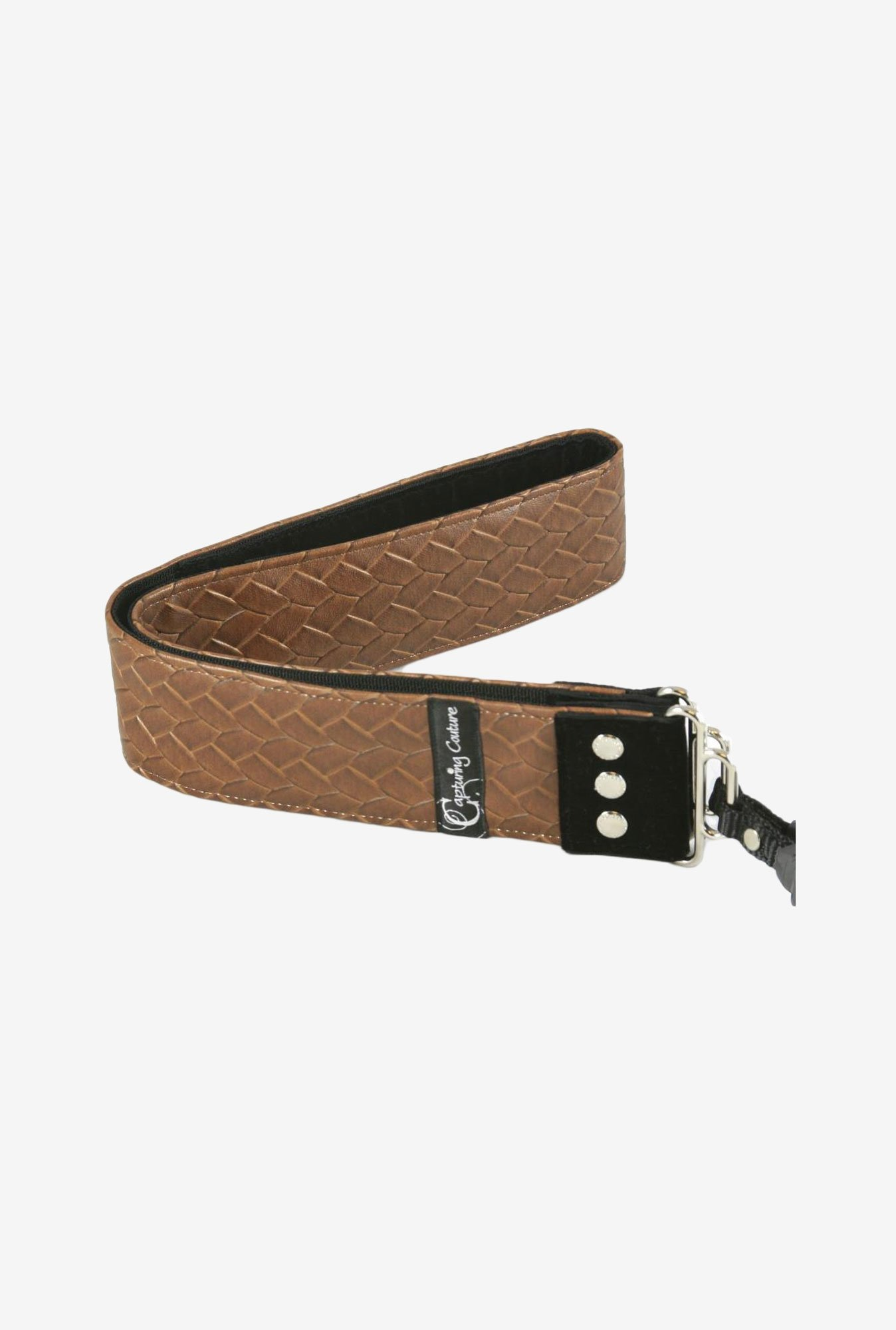 Capturing Couture SLR20-ABBN Camera Strap (Brown)