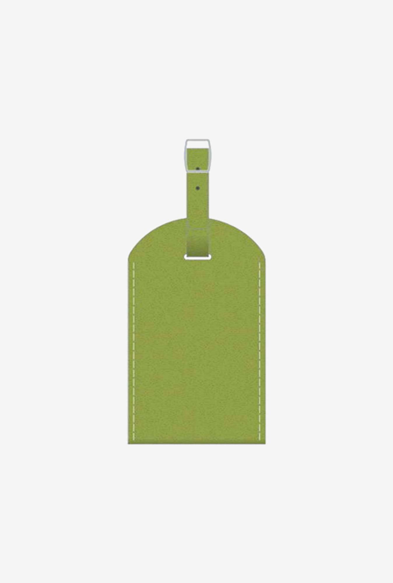 Pierre Belvedere Executive Luggage Tag (Wasabi)