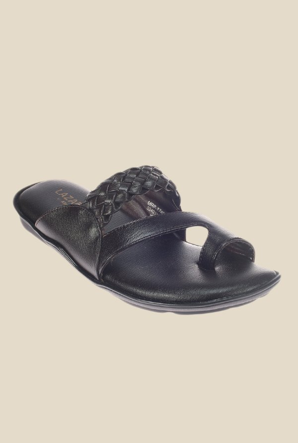 Khadim's Lazard Brown Casual Sandals