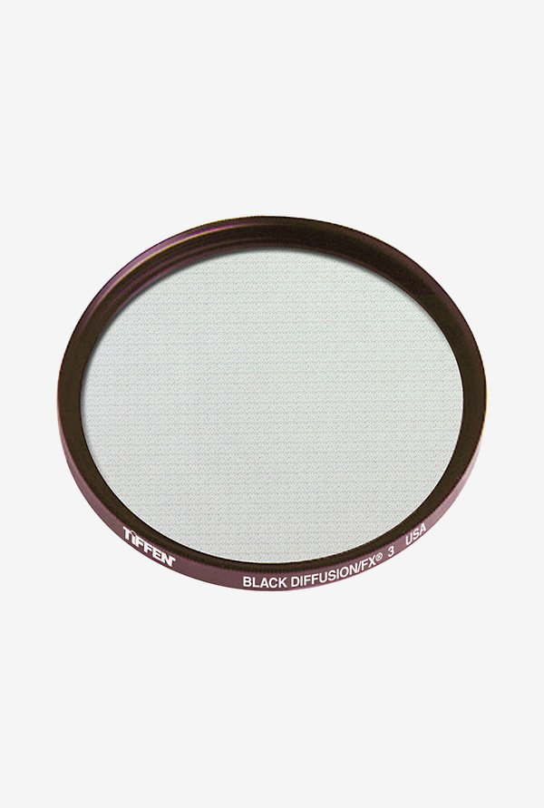 Tiffen 49mm Black Diffusion/FX 3 Filter (Black)