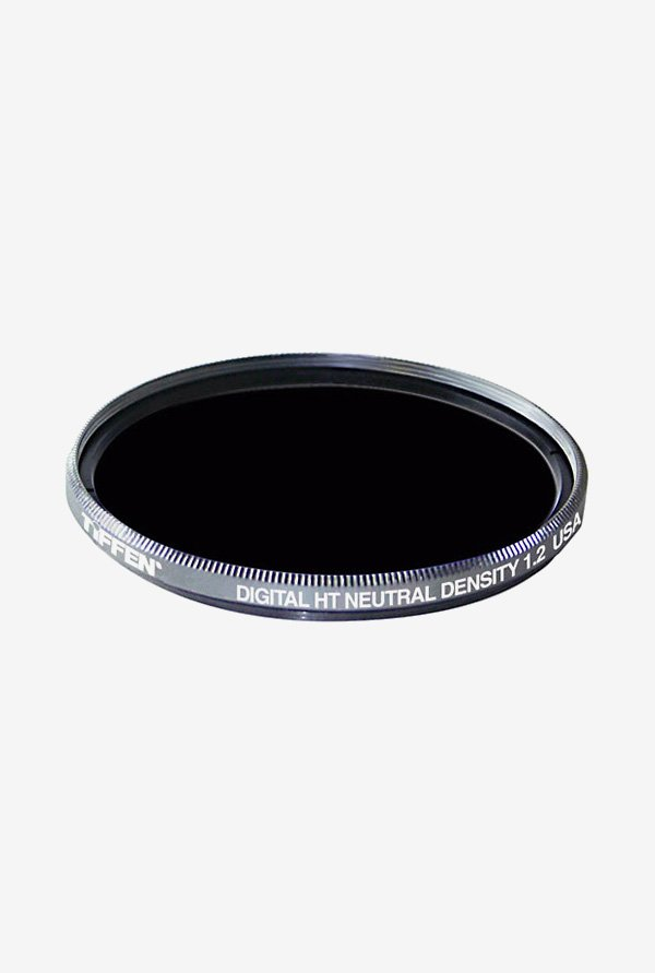 Tiffen 52mm Digital HT ND 1.2 Titanium Filter (Black)