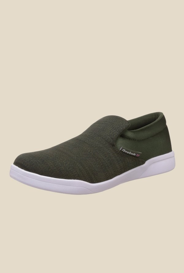 Reebok Court Olive Sports Shoes