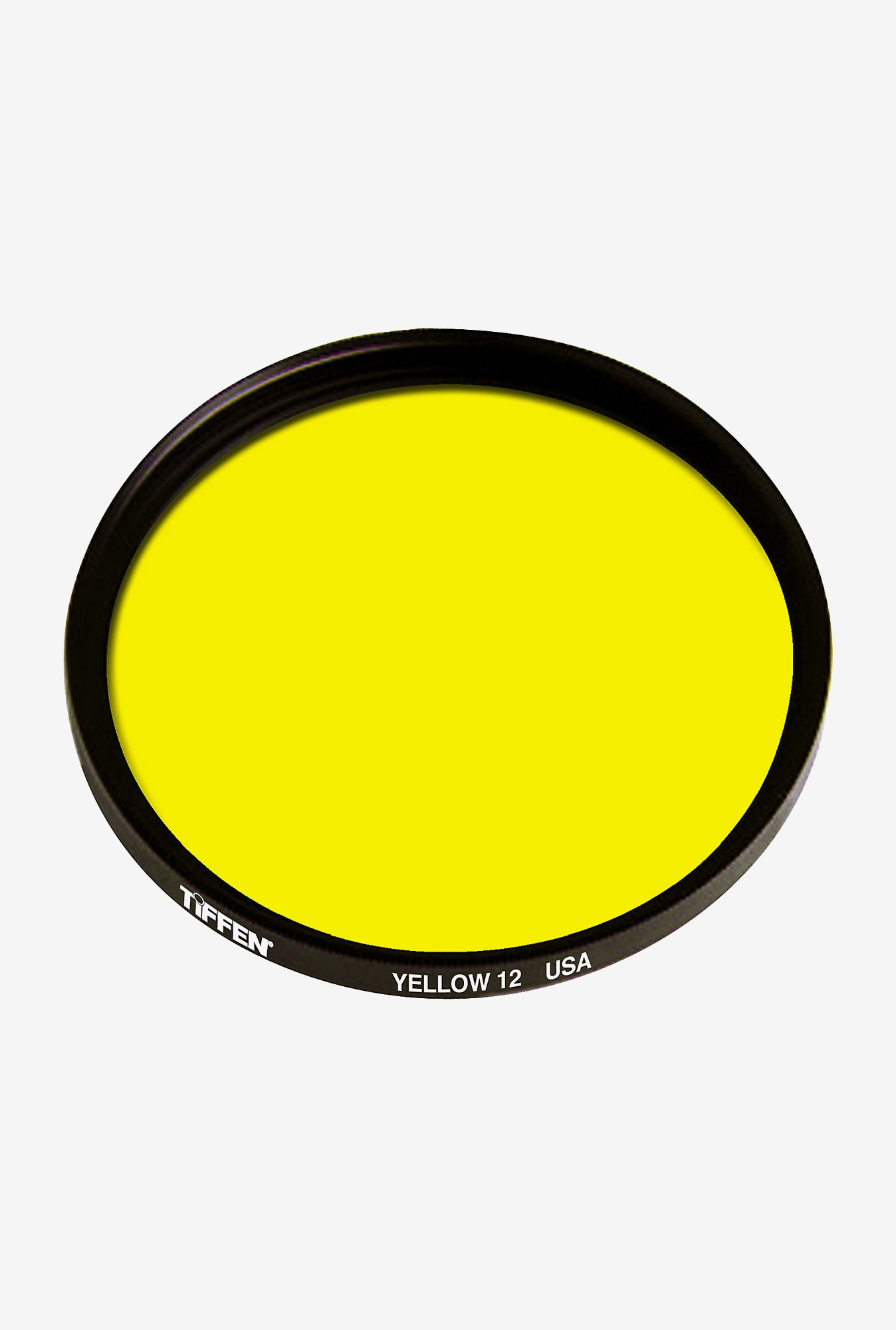 Tiffen 58mm Filter (Yellow 12)